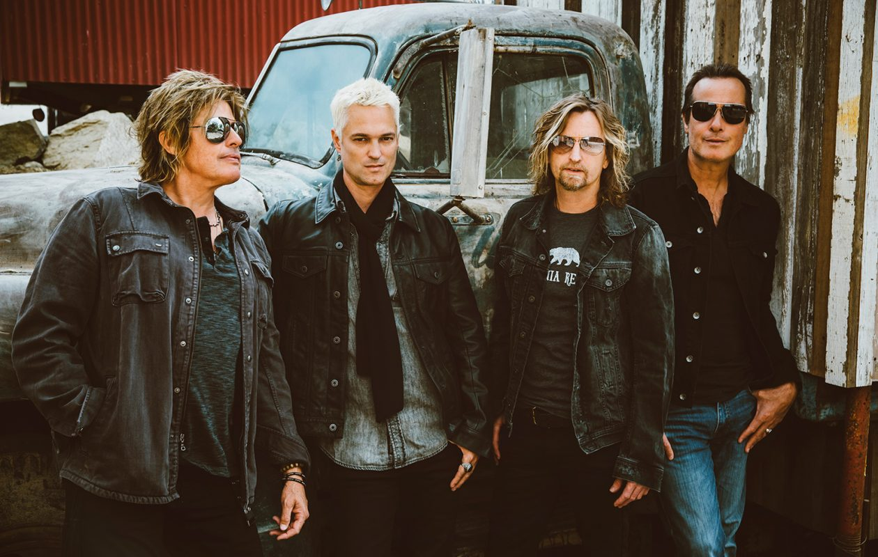 Stone Temple Pilots will play Town Ballroom. (Photo by Michelle-Shiers)