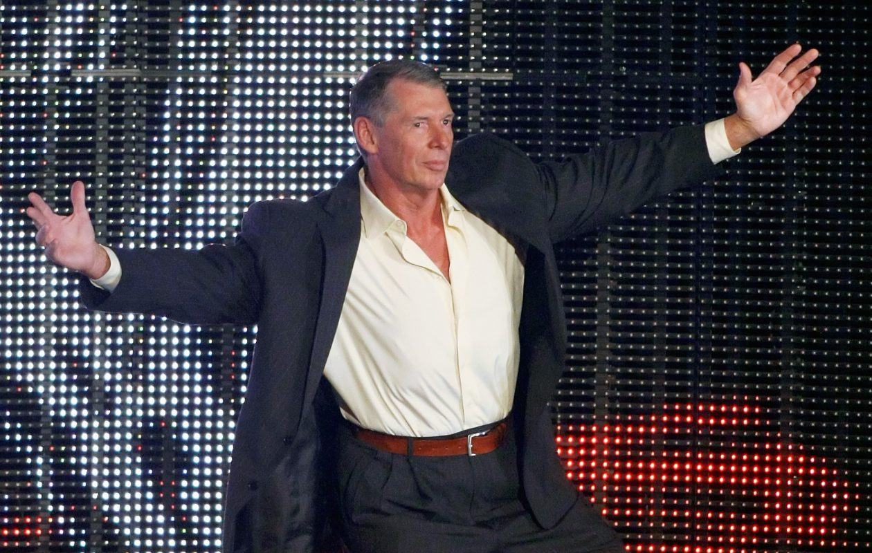 Vince McMahon first launched the XFL 17 years ago. (Getty Images)