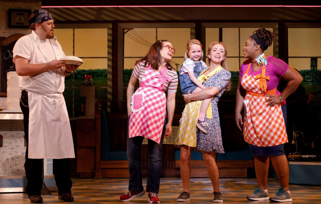 "The touring company of ""Waitress"" is looking for two child actresses to join the musical at Shea's Performing Arts Center. (Credit: Joan Marcus)"
