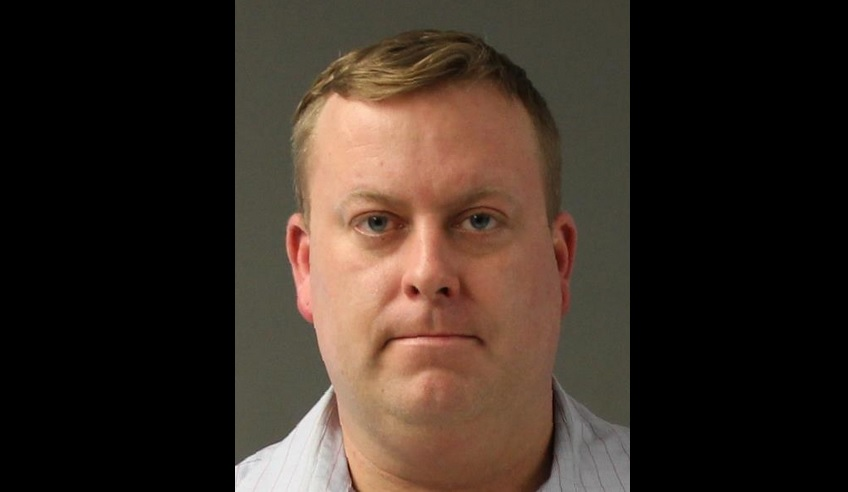 Matthew A. Antollini, 38, was charged with two counts of official misconduct. (Photo provided by State Police)