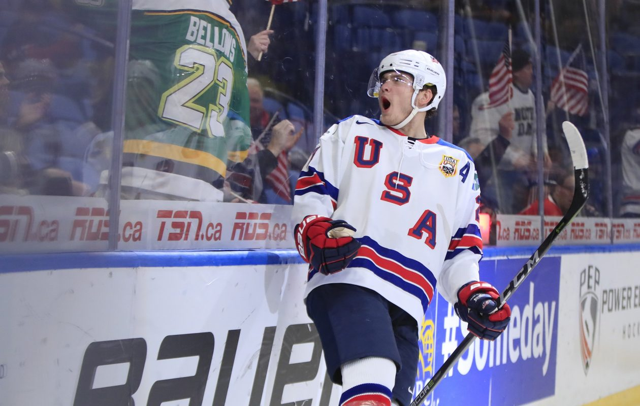 WJC: Bellows And Tkachuk Break Out Of Family Shadow With Team USA