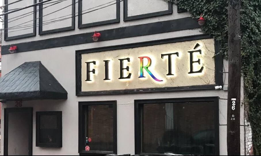 Fierte plans to open on Virginia Place by Valentine's Day. (Fierte)