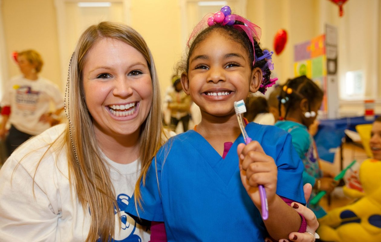 Give Kids a Smile Day will take place Feb. 3 at Squire Hall on the University at Buffalo South Campus. (Douglas Levere/Special to the News)