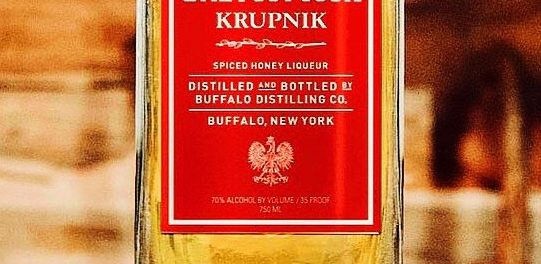 Buffalo Distilling Co. will release a limited run of krupnik in February. (Contributed photo)