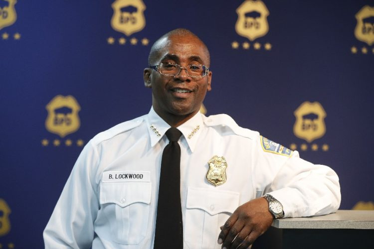 Buffalo Police Commissioner Byron C. Lockwood says he is committed to working with the new board. (Mark Mulville/Buffalo News)