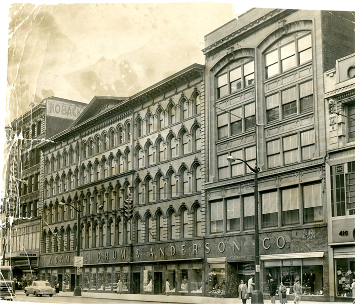 Enjoy a shopping trip down memory lane with photos of stores that are no more, from downtown Buffalo institutions including Hens & Kelly, Hengerer's and AM&As to Gold Circle and Two Guys.