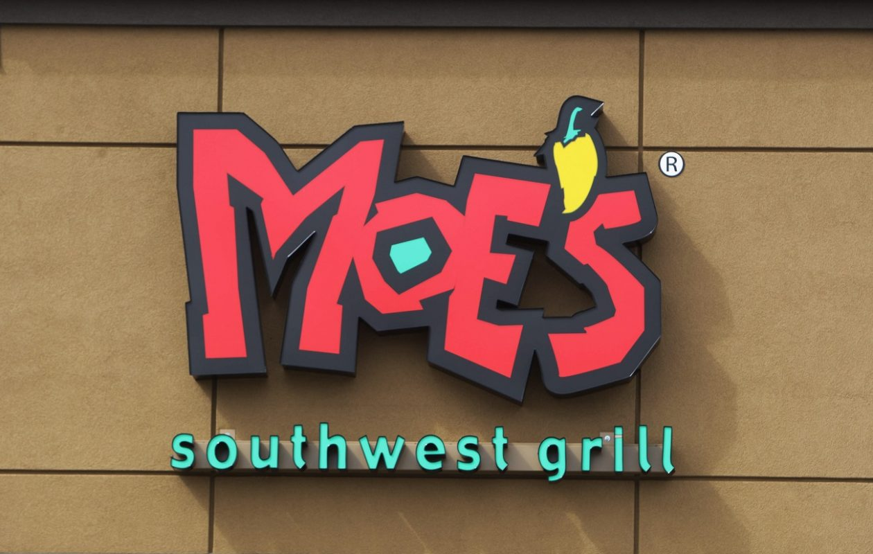 A man has been charged with stealing the tip jar from the Moe's Southwest Grill on Delaware Avenue in North Buffalo. (Sharon Cantillon/News file photo)