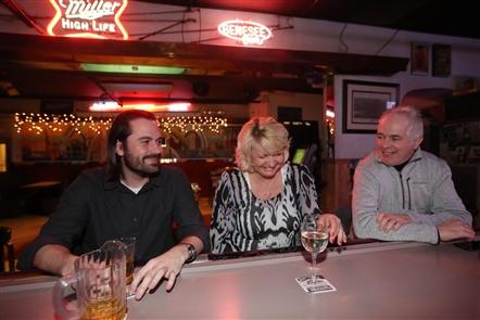 Electric Avenue: Bar scene