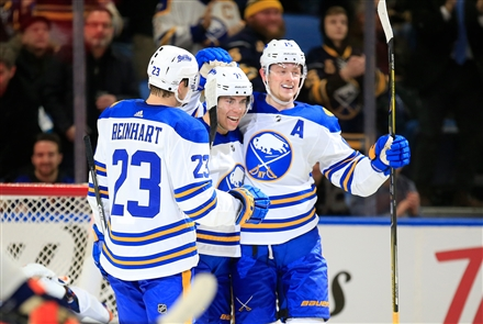 Buffalo Sabres 4, New York Islanders 3
