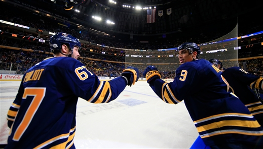 Colorado Avalanche 5, Buffalo Sabres 4