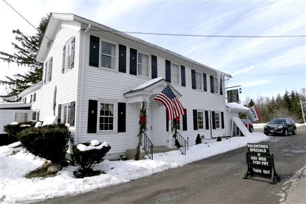 Originally built in 1831, it was purchased a few years back and renovated by Tim and Joyce Chrostowski.  The new owners claim it has been a tavern on the historic