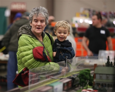 27th Annual WNYRHS Winter Train & Toy Show