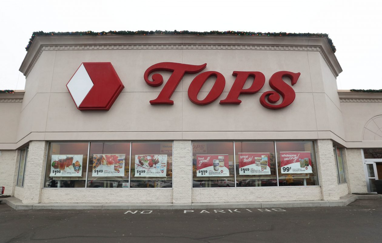 Tops has four different kinds of stores with different sizes, formats and selection. (Sharon Cantillon/Buffalo News)