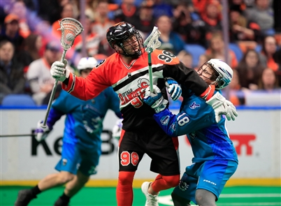 Buffalo Bandits vs Rochester Knighthawks