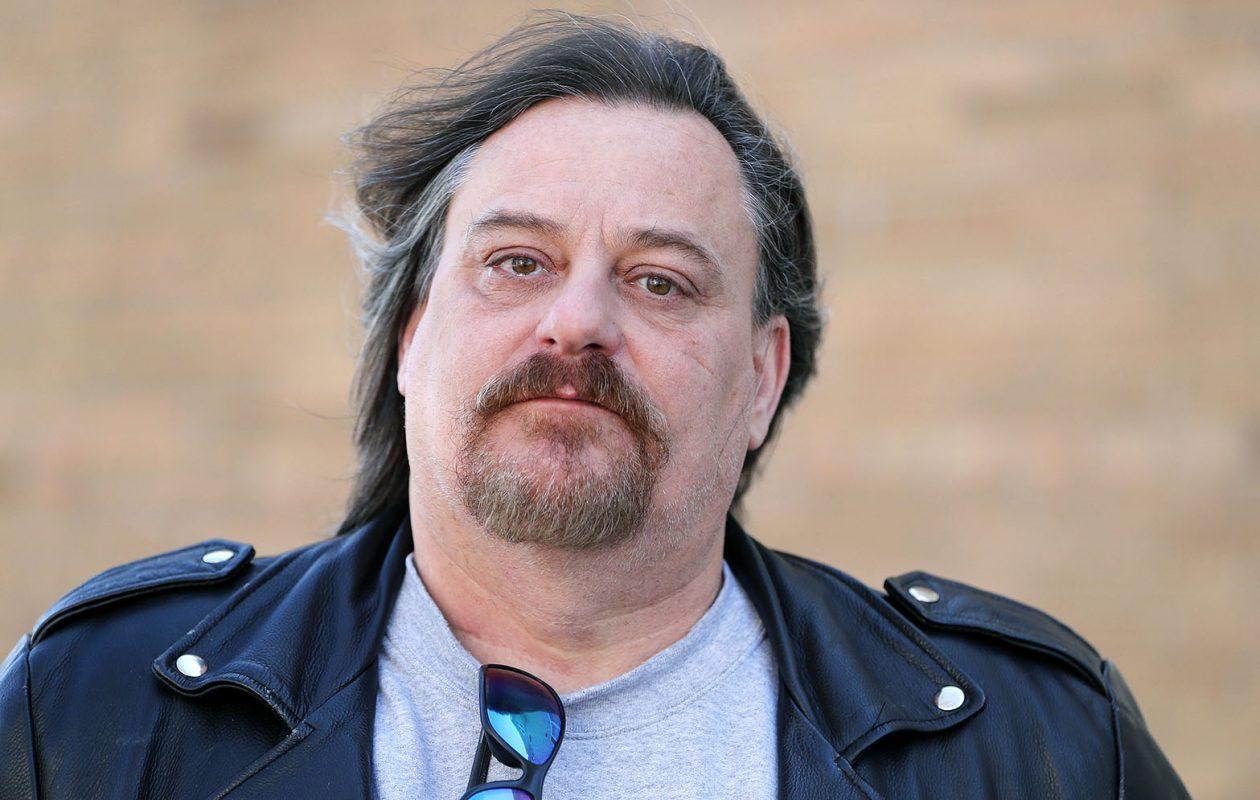 Michael Whalen in South Buffalo on Wednesday, Feb. 28, 2018. (Mark Mulville/Buffalo News)