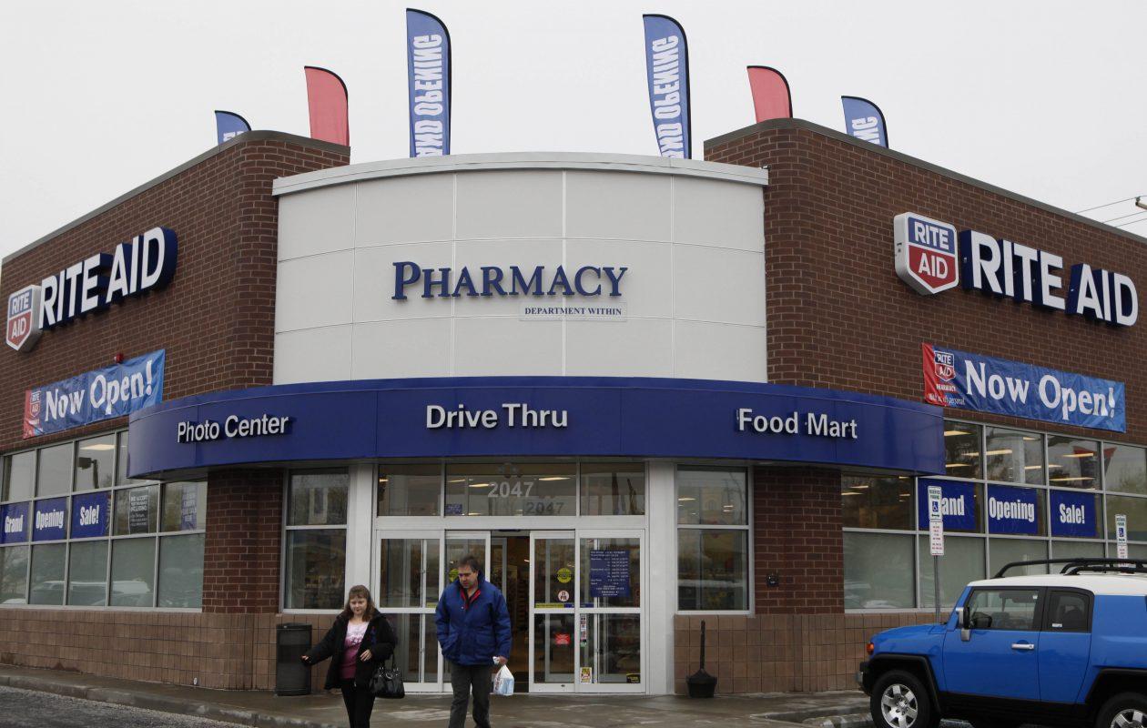 A deal to merge Albertsons and Rite Aid includes more than three dozen Rite Aid stores across the Buffalo Niagara region. (Derek Gee/News file photo)
