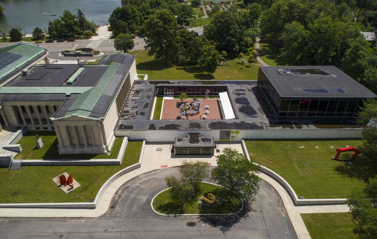 Admission to the Albright-Knox Art Gallery is free from March 29 to April 5. (Derek Gee/Buffalo News file photo)