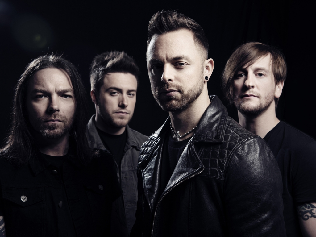 Bullet for My Valentine will perform at the Rapids Theatre.