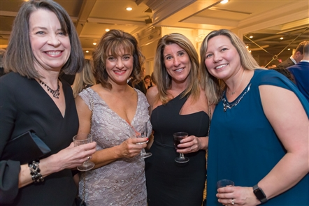The Diamond Ball, a fundraiser for the Leukemia and Lymphoma Society, featured the debut of locally produced hit