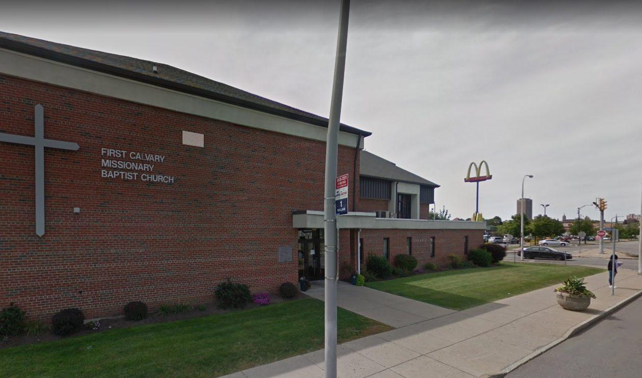 First Calvary Missionary Baptist Church. (Google)