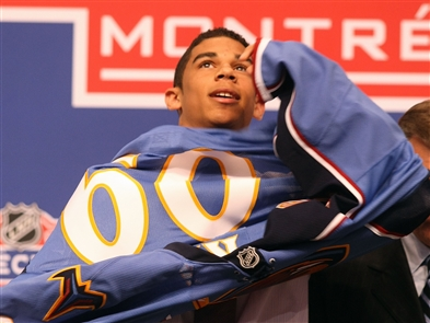 Evander Kane through the years
