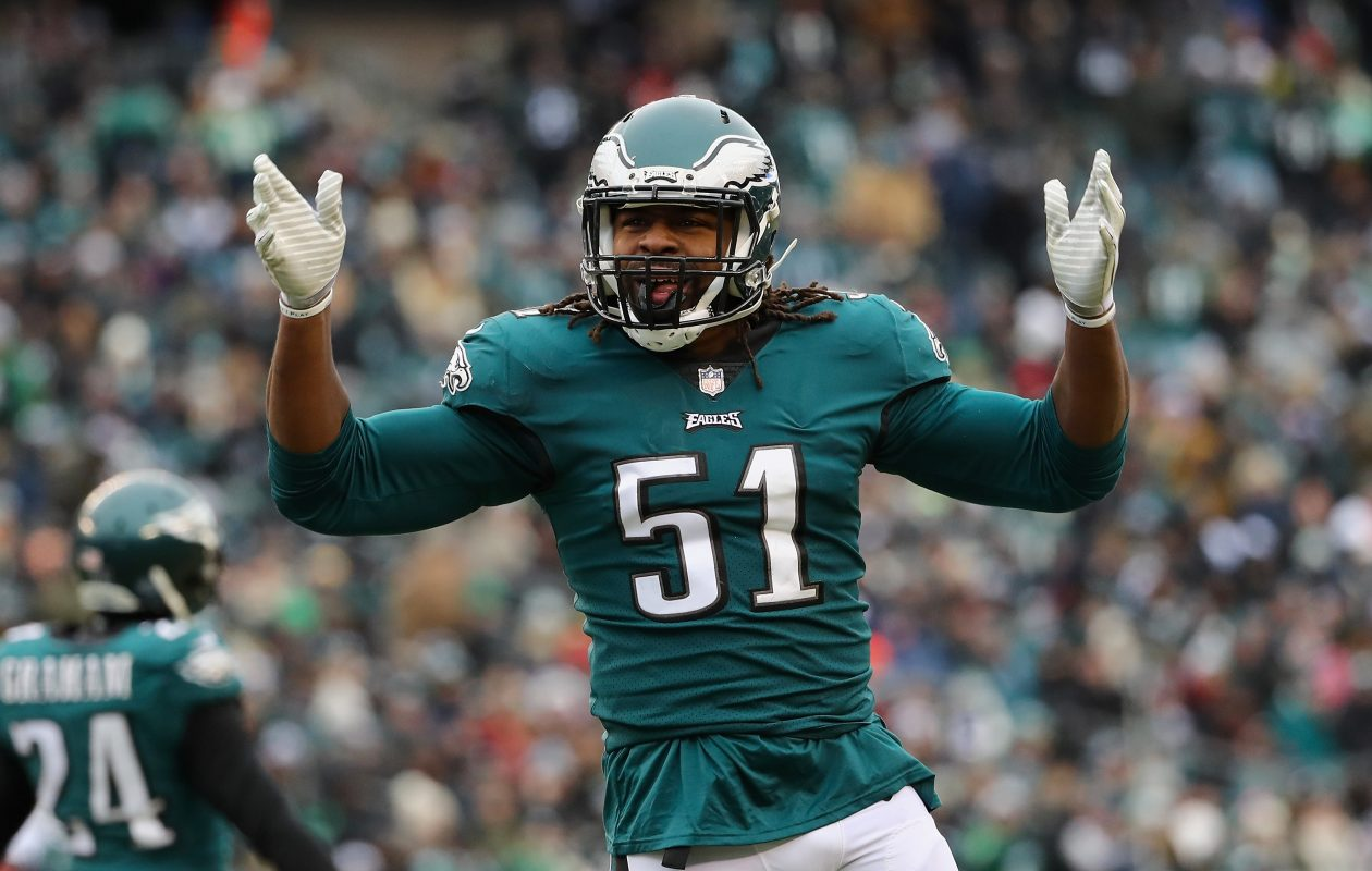 Grover Cleveland and University at Buffalo graduate Steven Means has found a home in Philadelphia after bouncing around the NFL early in his professional career. (Getty Images)
