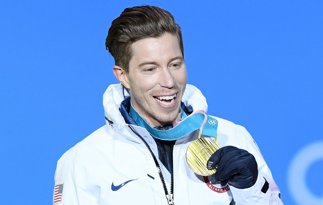 Gold medalist Shaun White of the United States  (Quinn Rooney/Getty Images)