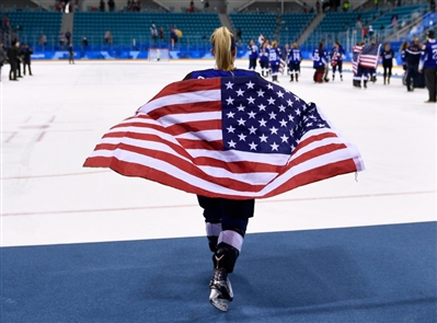 Emily Pfalzer is a Getzville native, Nichols grad, former Buffalo Beauts captain and now an Olympic gold medalist. Here are photos of her hockey career through the years.