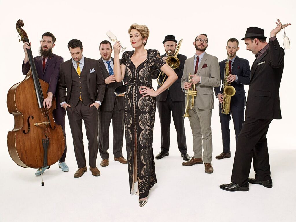 The Hot Sardines will be making an appearance on the BPO's Pops series.