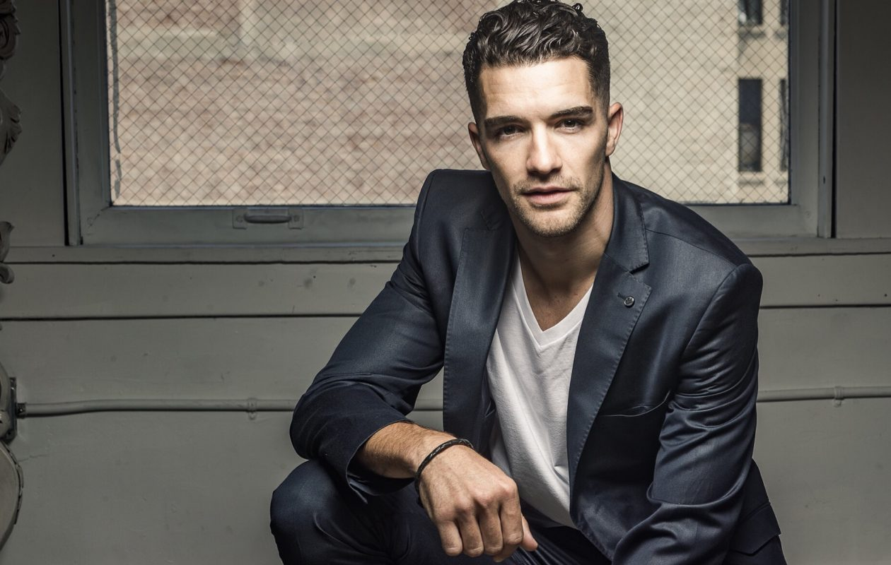 Hamburg native Tony Bellissimo moved to Los Angeles in 2010 to pursue a full-time dance career. He's dancing with Justin Timberlake in the Super Bowl halftime show.