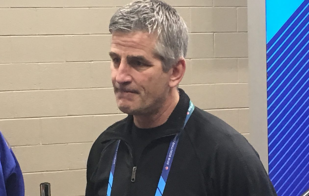 Frank Reich will make an appearance in Buffalo. (News file photo)