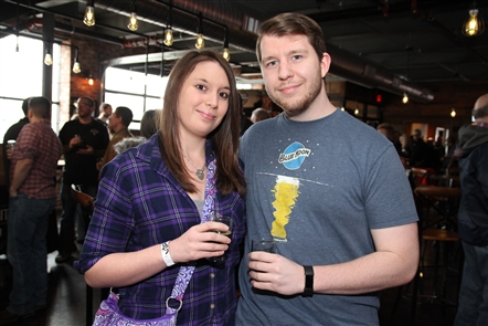 Smiles at BN Brewers Invitational at NYBP