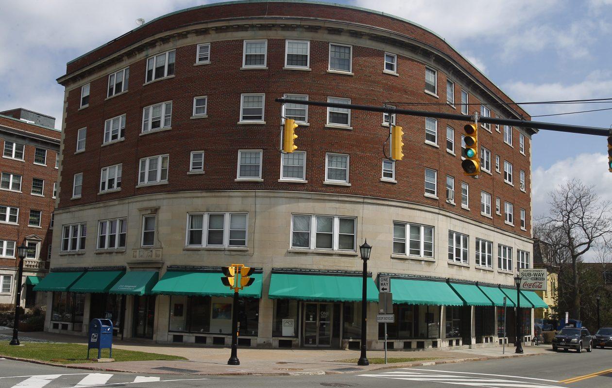 One Linwood Avenue in Buffalo. (John Hickey/Buffalo News)