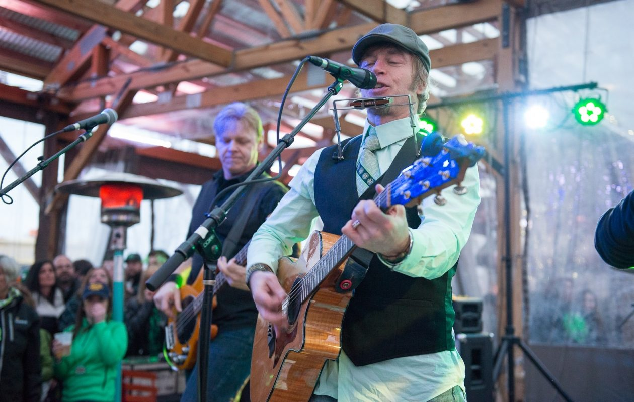 Among the many pre-St. Patrick's Day events throughout March is Larkin Square's Live at O'Larkin, set for March 16.