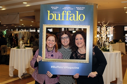 This annual Buffalo Zoo fundraiser was held Thursday, February 22nd inside the Grand Ballroom of the Buffalo Niagara Convention Center.