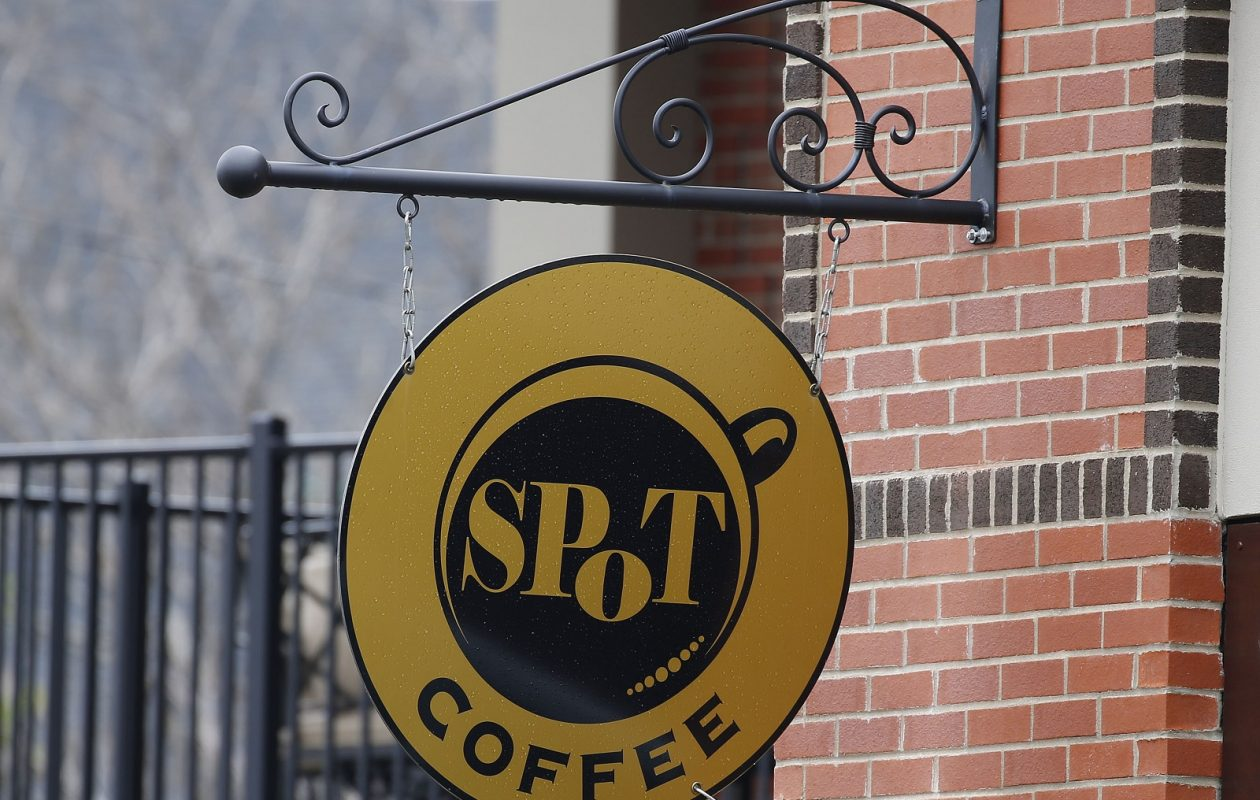 A Spot Coffee location in Kenmore. (News file photo)