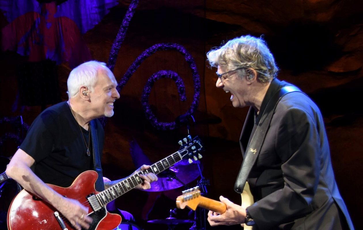 Steve Miller and Peter Frampton will perform at Artpark.