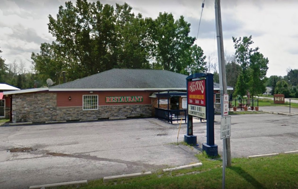 Patrons of Al-E-Oops, located at 5389 Genesee St. in Lancaster, and the Brookdale Williamsville Senior Living Facility nursing home may have been exposed to hepatitis A in late January. (Image from Google Maps)