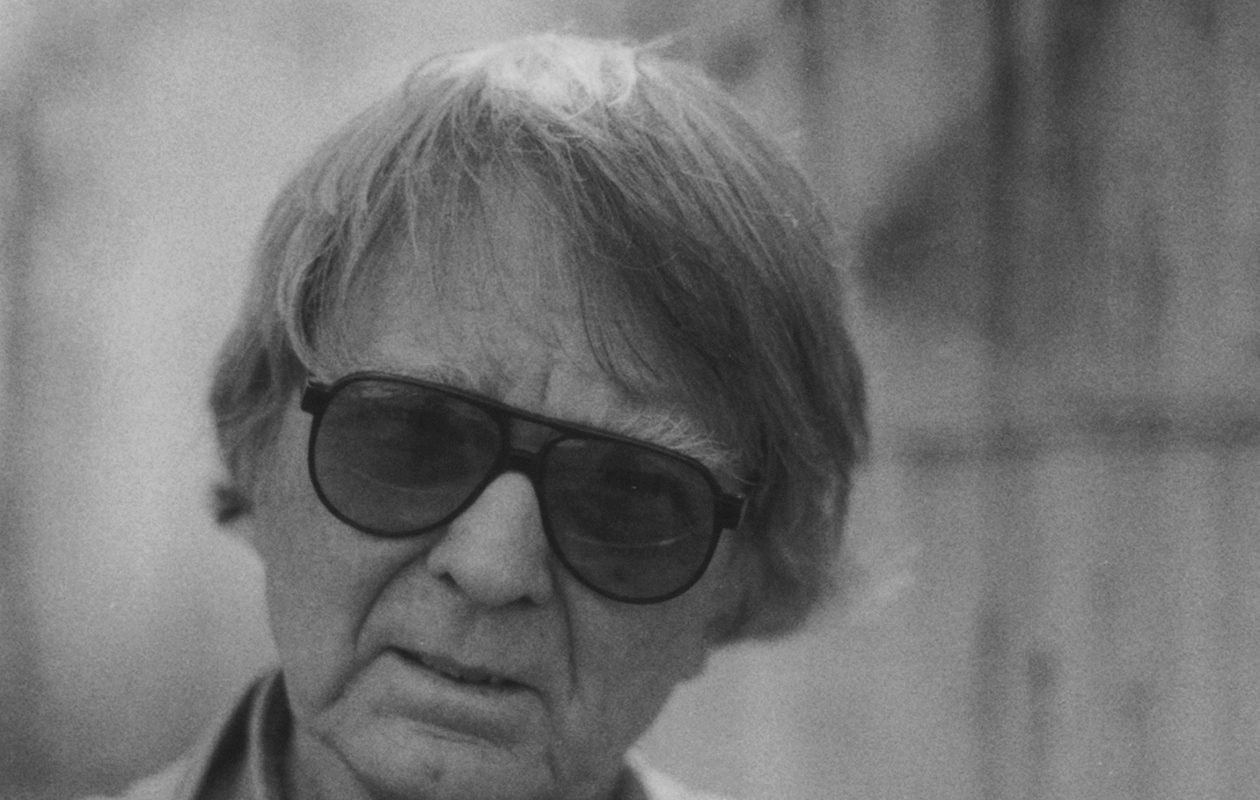 Jeff Simon has a personal connection to author Robert Coover. (Photo by Roderick Coover, via W. W. Norton & Company, Inc. publicity)