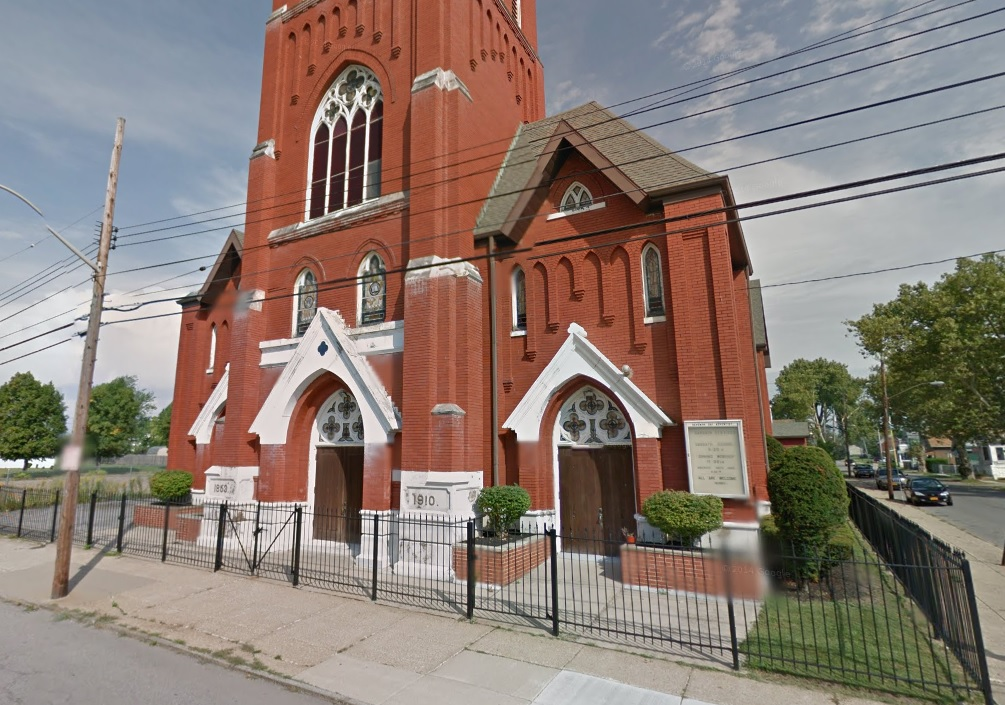 Emmanuel Temple Seventh-day Adventist Church in Buffalo. (Google Streetview)