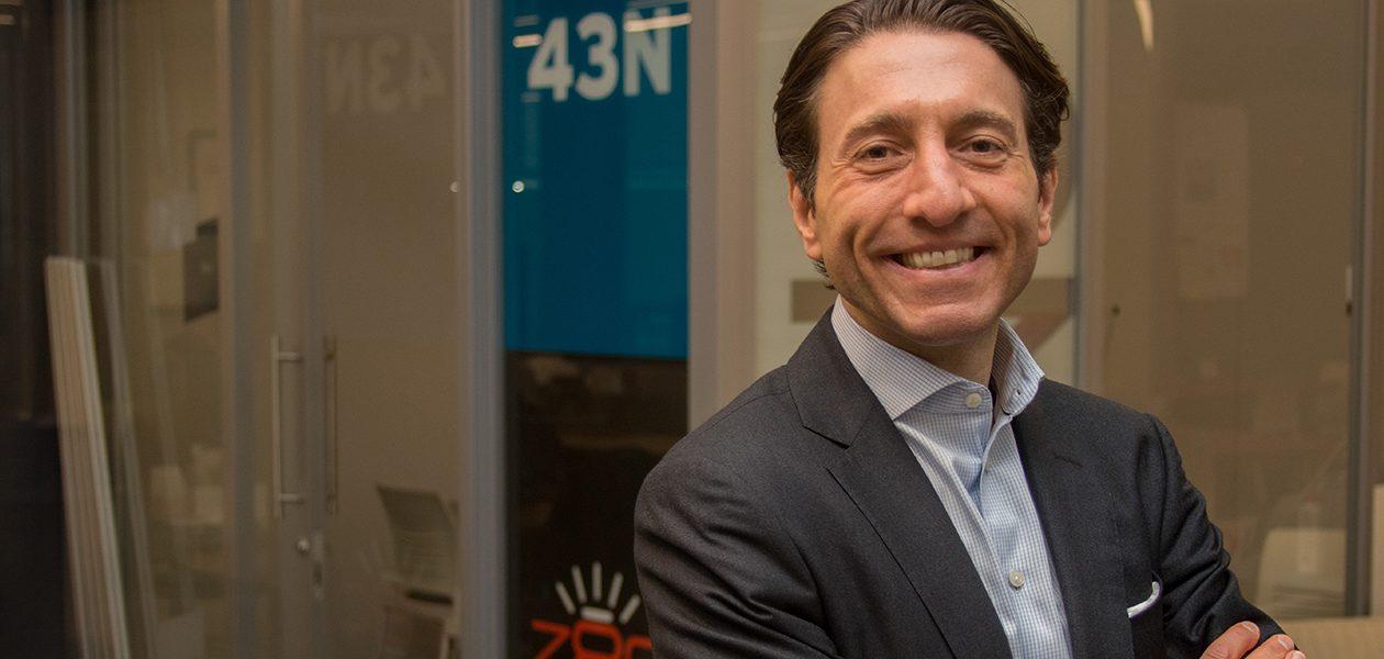 Alexander Gress, incoming executive director at 43North. (Provided photo)