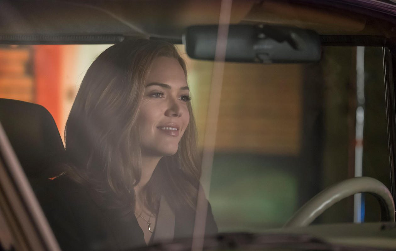 Mandy Moore stars as Rebecca in the NBC drama 'This Is Us.'