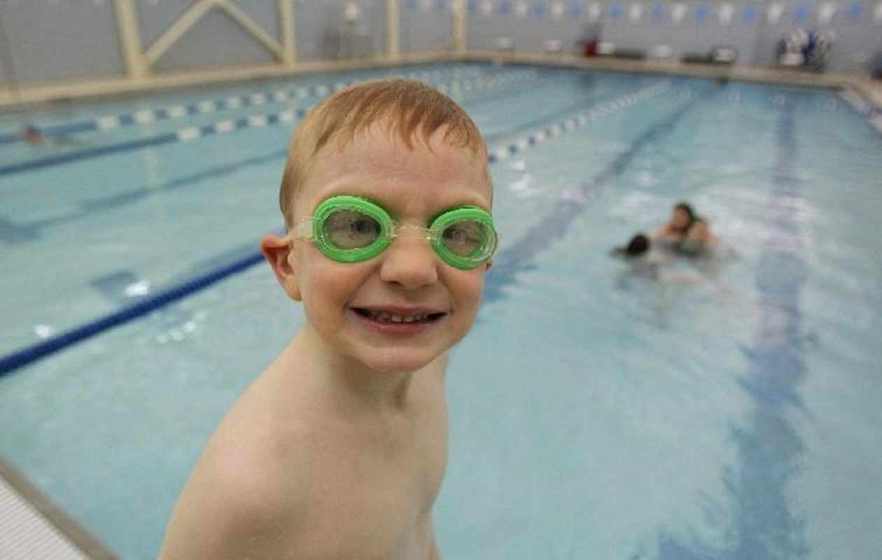 The regional YMCA Buffalo Niagara launches its Annual Campaign on Tuesday to raise money for scholarships so those of all ages in need can enjoy their branches and programs. Swimming lessons have been among the staples of Y programs for decades.  (Mark Mulville/News file photo)