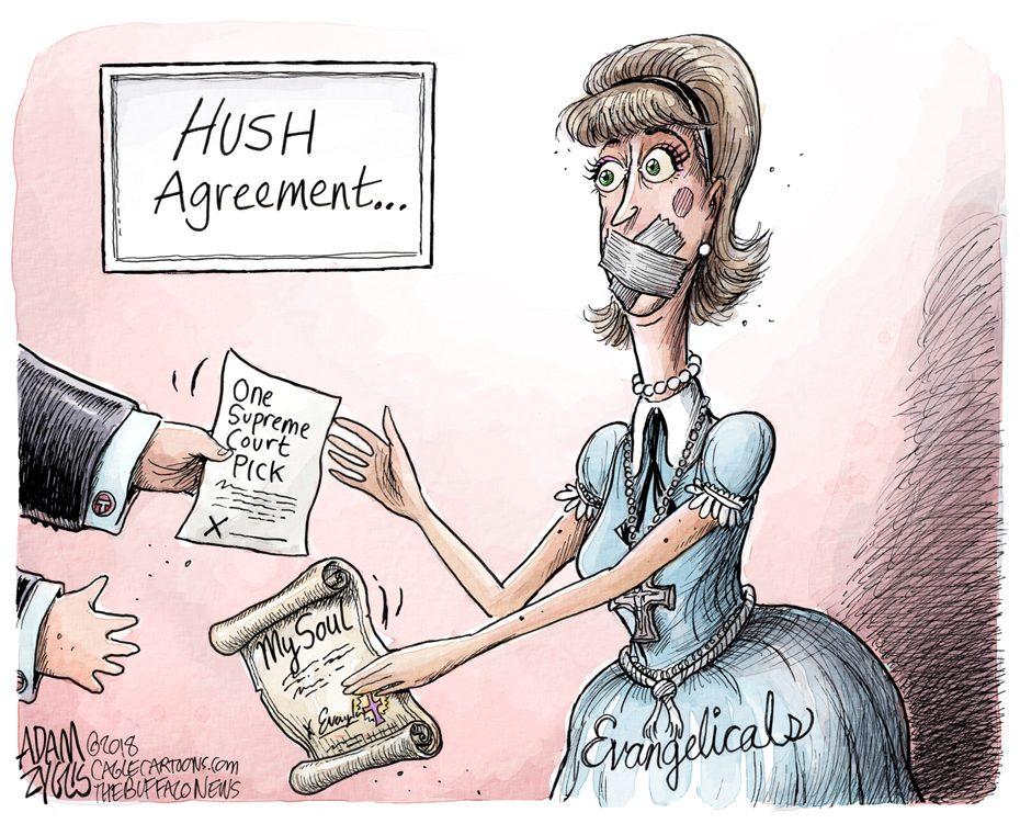 Evangelicals: March 8, 2018