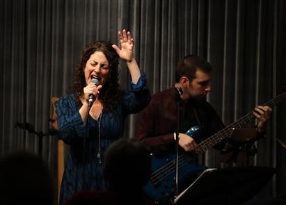 Cabaret entertainment around WNY