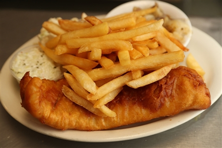 Fish fries from Eldredge Bicycle Club, Leonard Post VFW 6251