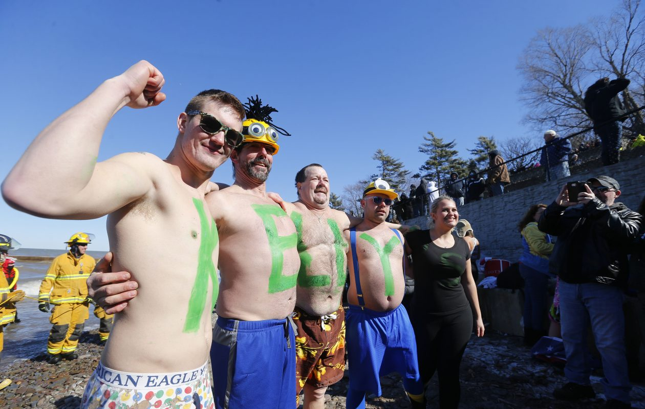 If you like chilly early March weather, you're in luck this week. (Mark Mulville/Buffalo News)