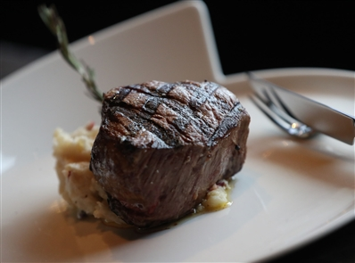 Greystone is a fine-dining restaurant owned and operated by Kevin O'Connell Jr., at 445 Delaware Ave.