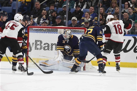 Arizona Coyotes 4, Buffalo Sabres 1