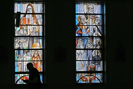 The Windows of St. Ambrose